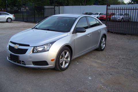 Cars For Under 10000 >> 2014 Chevrolet Cruze For Sale In San Antonio Tx