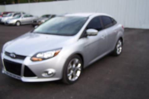 San Antonio Used Cars >> 2014 Ford Focus For Sale In San Antonio Tx