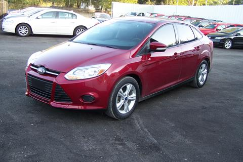 2014 Ford Focus for sale in San Antonio, TX