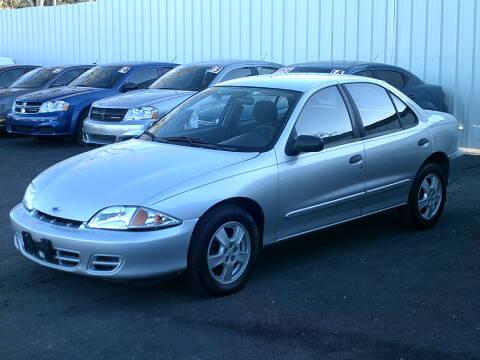 2002 Chevrolet Cavalier for sale in San Antonio, TX