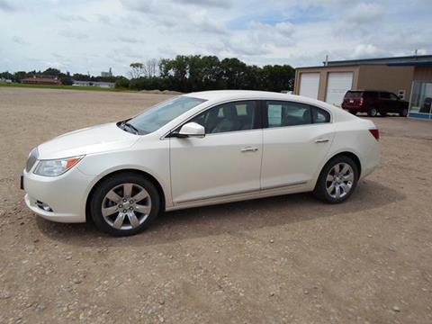 2012 Buick LaCrosse for sale in Finley, ND