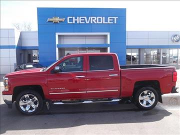 2015 Chevrolet Silverado 1500 for sale in Finley, ND
