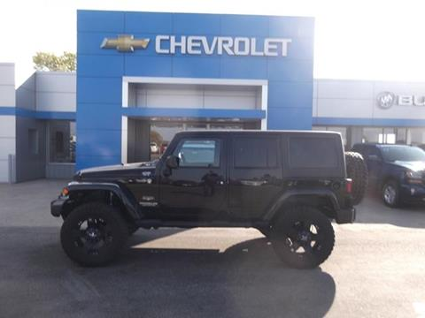 2014 Jeep Wrangler Unlimited for sale in Finley, ND