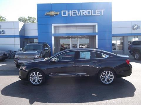 2017 Chevrolet Impala for sale in Finley, ND