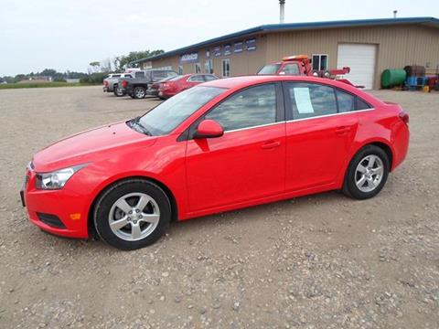 2014 Chevrolet Cruze for sale in Finley, ND