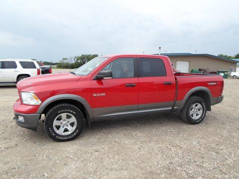 2010 Dodge Ram Pickup 1500 for sale in Finley, ND