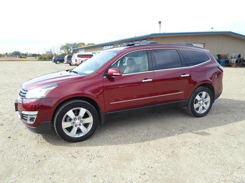 2015 Chevrolet Traverse for sale in Finley, ND