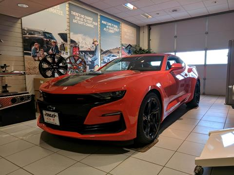 2019 Chevrolet Camaro for sale in Finley, ND