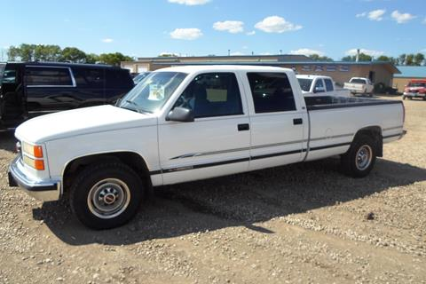 2000 GMC C/K 3500 Series for sale in Finley, ND