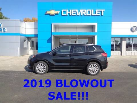 2019 Buick Envision for sale at Finley Motors in Finley ND