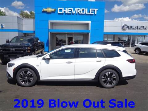 2019 Buick Regal TourX for sale at Finley Motors in Finley ND