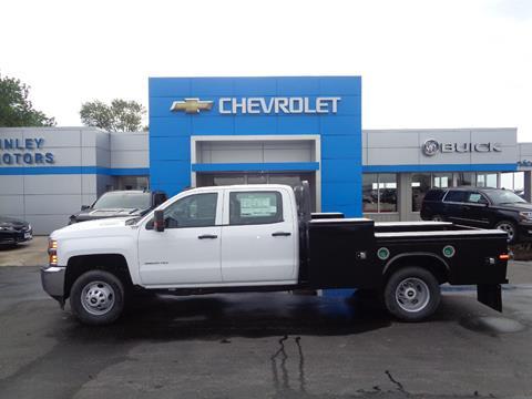 2019 Chevrolet Silverado 3500HD CC for sale in Finley, ND