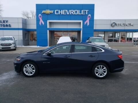 2016 Chevrolet Malibu for sale at Finley Motors in Finley ND