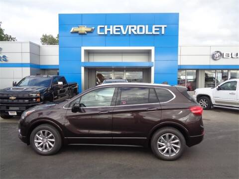 2020 Buick Envision for sale at Finley Motors in Finley ND