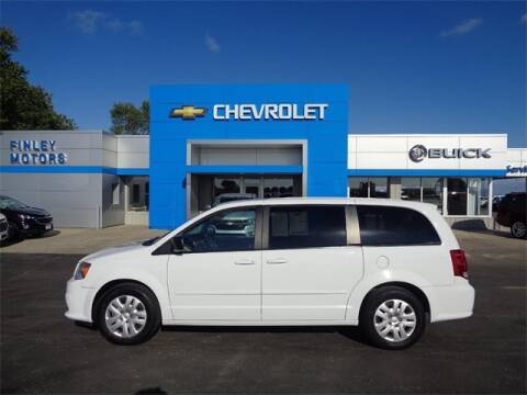 2015 Dodge Grand Caravan for sale at Finley Motors in Finley ND
