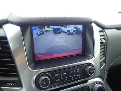 2020 Chevrolet Suburban