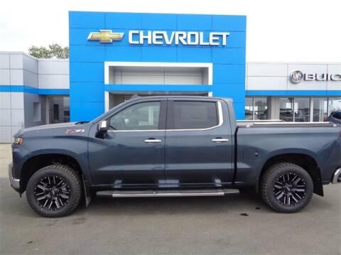 2020 Chevrolet Silverado 1500 for sale at Finley Motors in Finley ND