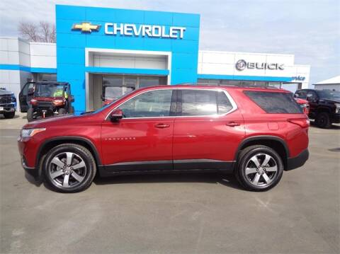 2019 Chevrolet Traverse for sale at Finley Motors in Finley ND