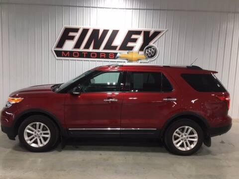 2015 Ford Explorer for sale at Finley Motors in Finley ND