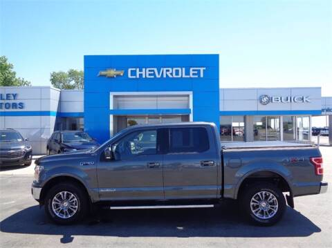 2019 Ford F-150 for sale at Finley Motors in Finley ND