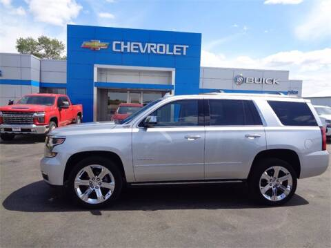 2019 Chevrolet Tahoe for sale at Finley Motors in Finley ND