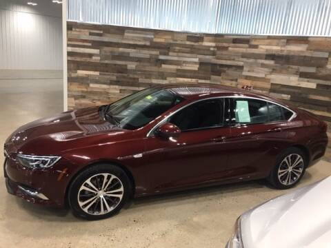 2018 Buick Regal for sale at Finley Motors in Finley ND