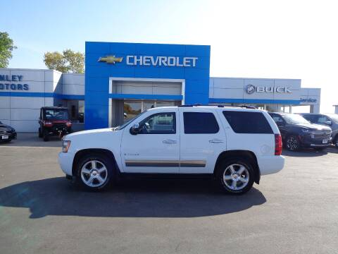2008 Chevrolet Tahoe for sale at Finley Motors in Finley ND
