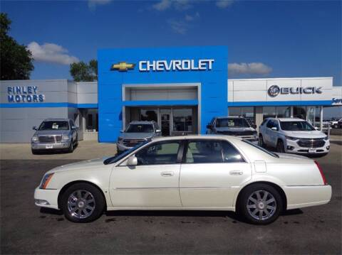2008 Cadillac DTS for sale at Finley Motors in Finley ND