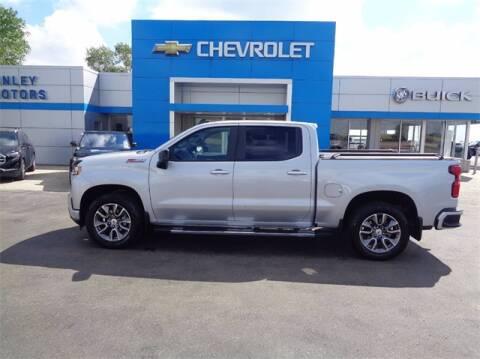 2019 Chevrolet Silverado 1500 for sale at Finley Motors in Finley ND