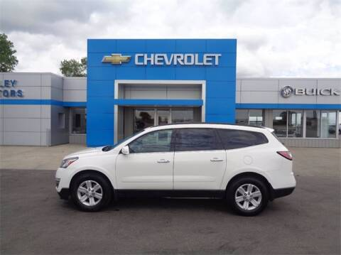 2013 Chevrolet Traverse for sale at Finley Motors in Finley ND