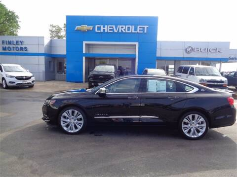 2019 Chevrolet Impala for sale at Finley Motors in Finley ND