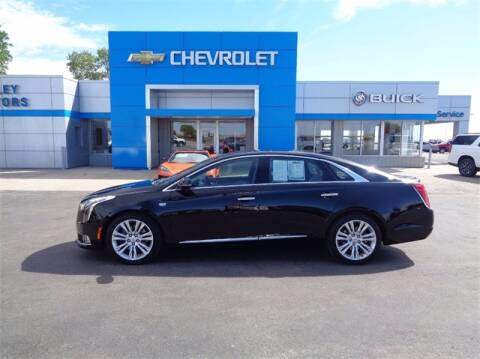2019 Cadillac XTS for sale at Finley Motors in Finley ND