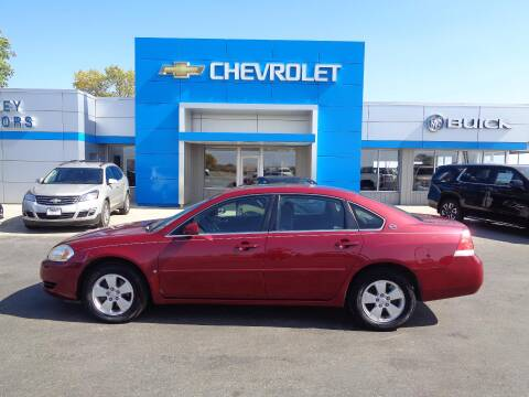 2006 Chevrolet Impala for sale at Finley Motors in Finley ND