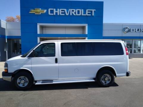 2010 Chevrolet Express Passenger for sale at Finley Motors in Finley ND