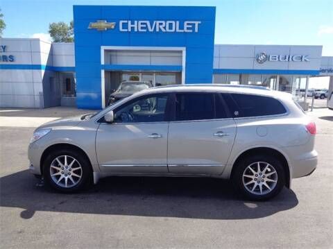 2015 Buick Enclave for sale at Finley Motors in Finley ND