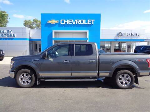 2015 Ford F-150 for sale at Finley Motors in Finley ND