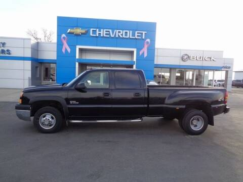 2005 Chevrolet Silverado 3500 for sale at Finley Motors in Finley ND