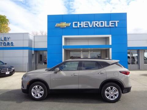 2021 Chevrolet Blazer for sale at Finley Motors in Finley ND