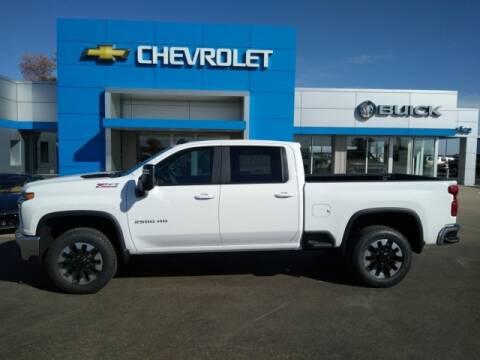 2020 Chevrolet Silverado 2500HD for sale at Finley Motors in Finley ND