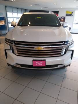 2021 Chevrolet Suburban for sale at Finley Motors in Finley ND