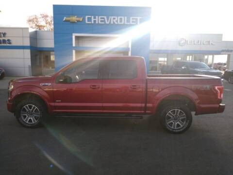 2016 Ford F-150 for sale at Finley Motors in Finley ND