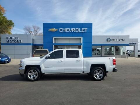 2016 Chevrolet Silverado 1500 for sale at Finley Motors in Finley ND