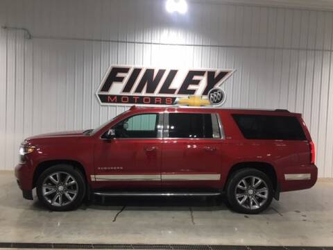 2015 Chevrolet Suburban for sale at Finley Motors in Finley ND
