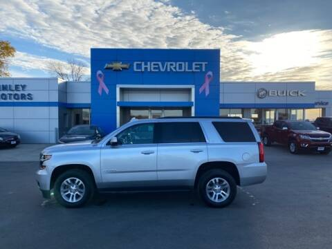 2020 Chevrolet Tahoe for sale at Finley Motors in Finley ND