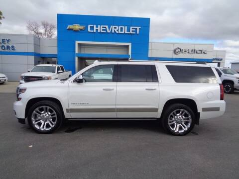 2019 Chevrolet Suburban for sale at Finley Motors in Finley ND