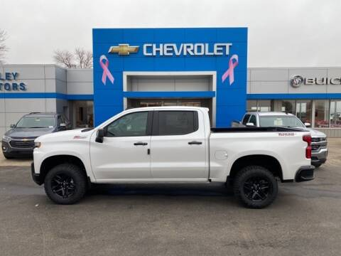 2021 Chevrolet Silverado 1500 for sale at Finley Motors in Finley ND