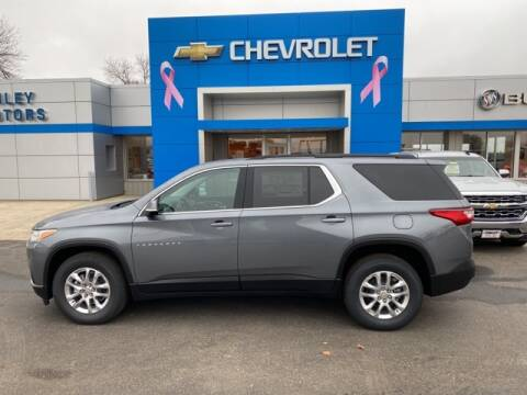 2020 Chevrolet Traverse for sale at Finley Motors in Finley ND
