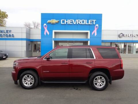 2016 Chevrolet Tahoe for sale at Finley Motors in Finley ND