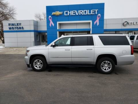 2020 Chevrolet Suburban for sale at Finley Motors in Finley ND