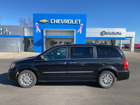 2013 Chrysler Town and Country for sale at Finley Motors in Finley ND